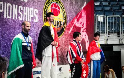 Stage de karaté préparation Kumite Compétition