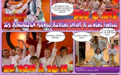 Stages de Karate🥋 été 2020